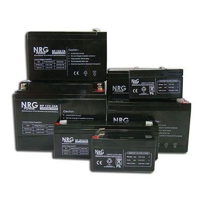 Εικόνα για τον κατασκευαστή NRG ΜΠΑΤΑΡΙΕΣ