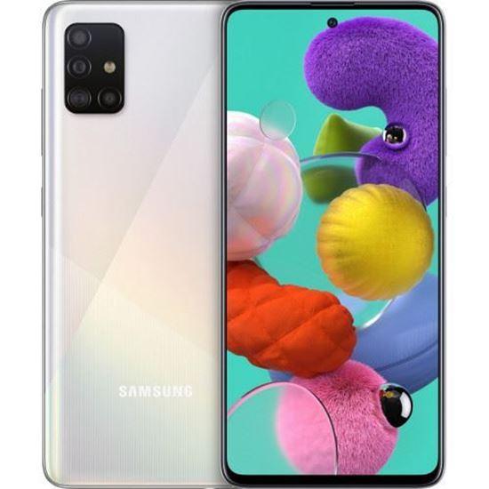 Εικόνα από Samsung Galaxy A51 A515 (4GB/128GB) 2020 Dual Prism Crush White EU