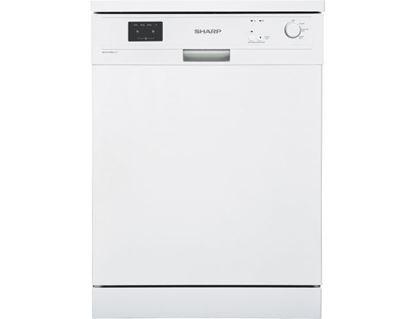 Εικόνα της Πλυντήριο Πιάτων Sharp QW-GX12F492W