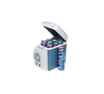 Εικόνα της Ηλεκτρικό Φορητό Ψυγειάκι Αυτοκινήτου 6lt - PS9423 - OEM - copy