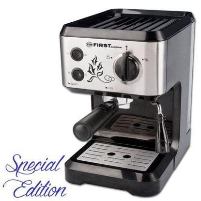 Εικόνα της First Austria FA-5476-1 Μηχανή espresso 15 BAR 1050 W
